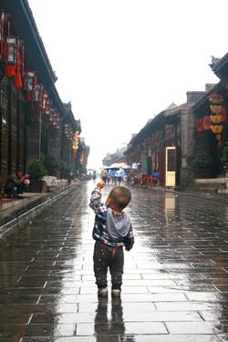Triumph in the Rain
