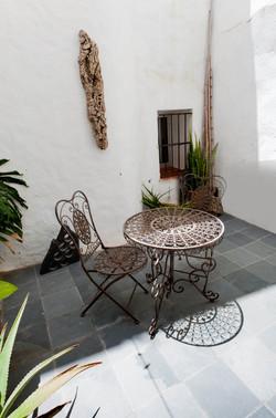 Studio 3 patio