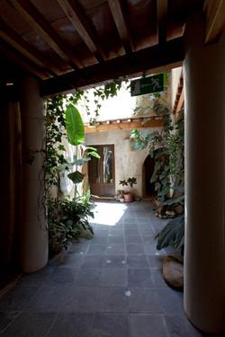 patio ground floor