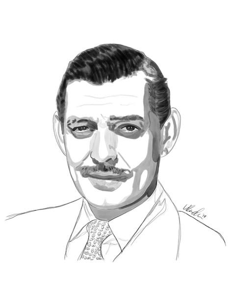 Clark Gable (2019)