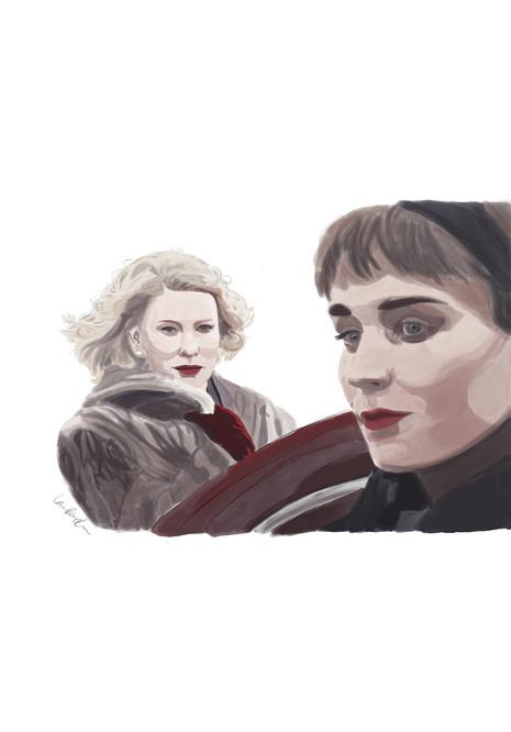 Cate Blanchett, Rooney Mara - Carol (2019)