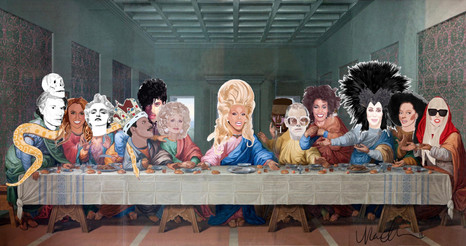 Last Supper (For the Gays) (2019)
