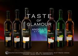 Angello syrup Taste of Glamour