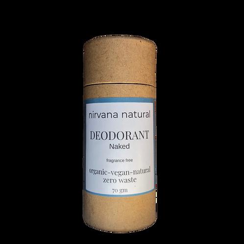 Naked Zero Waste Deodorant