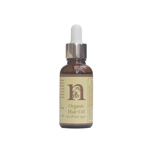 Organic Hair Oil