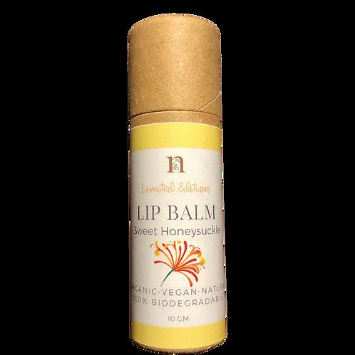 Sweet Honeysuckle Limited Edition Lip Balm