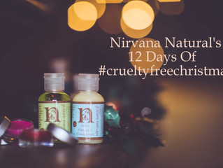 12 Days of Cruelty Free Christmas