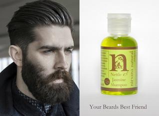 Beard Dandruff? Really?