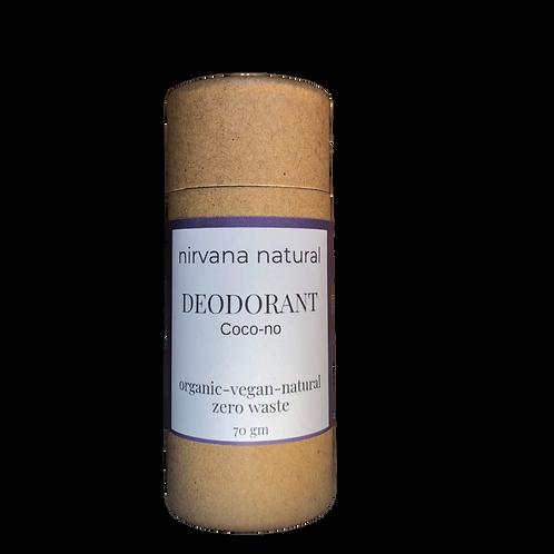 Coco-No Zero Waste Deodorant