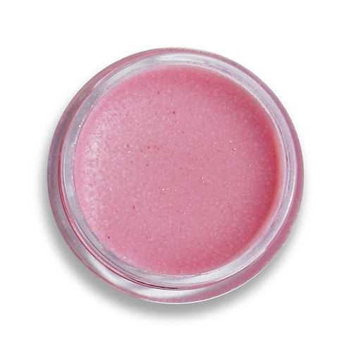 pink all natural vegan lip shine