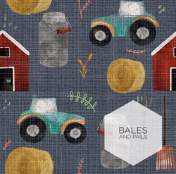 Bales and Pails