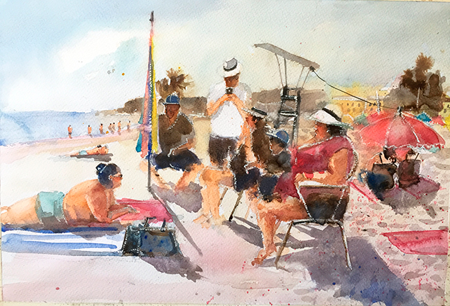 Playa Penco