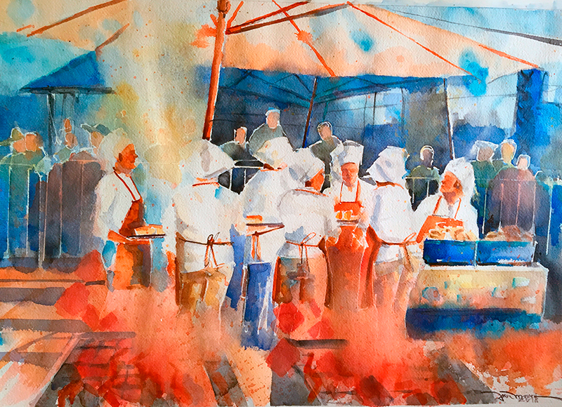 Fiesta del Choripan