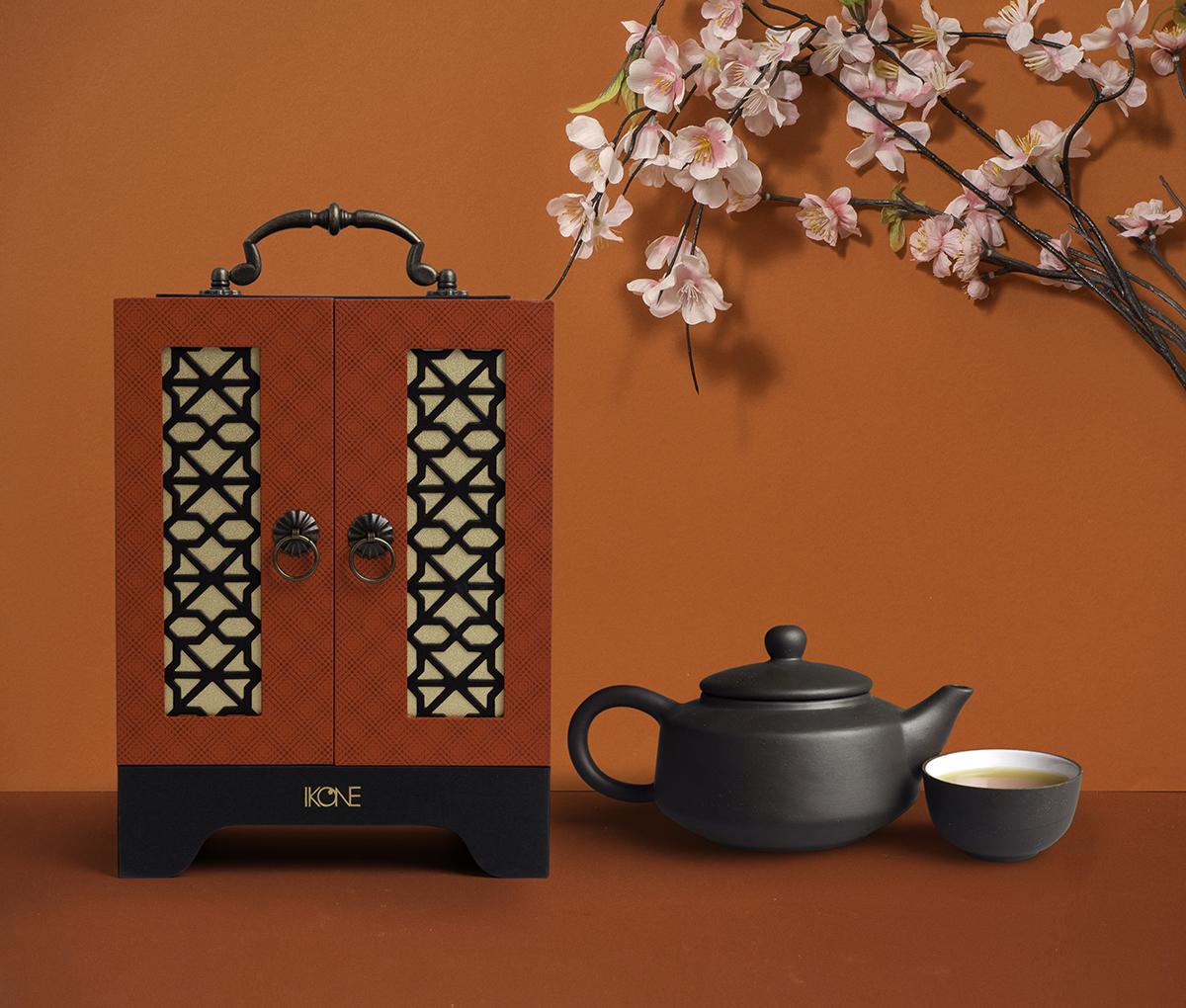 CNY Gifts Box Design