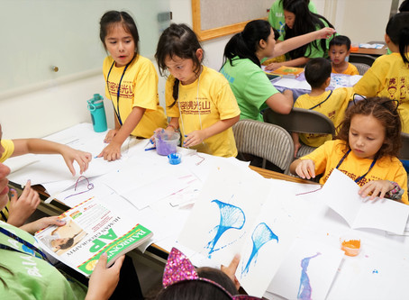 邁阿密兒童夏令營 不分族裔行三好