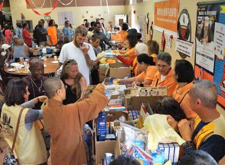 邁阿密協會關懷社區十幾年 從不間斷獲讚歎