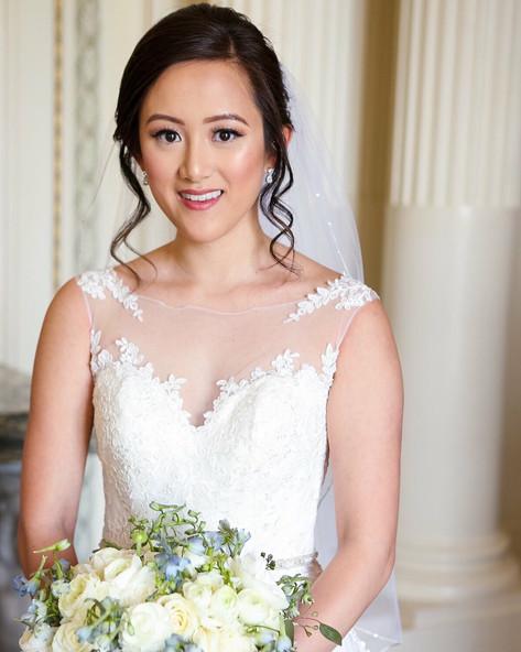 vietnamese bridal makeup look by marrakech bridal makeup artist haley navarro