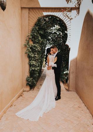 Alex & JB's Marrakech Elopement
