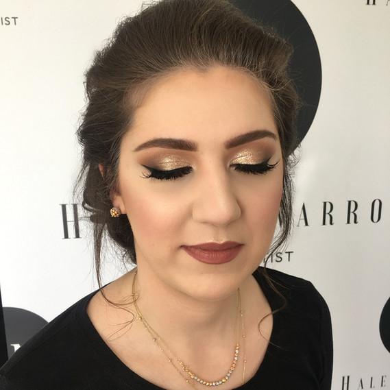 lebanese bridal makeup look by marrakech bridal makeup artist haley navarro