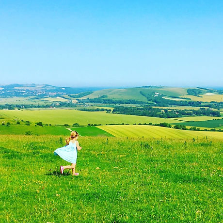 South Downs National Park. Mountain biking. Walking. Free adventure. Things to do with the kids. Free day out. Picnic.