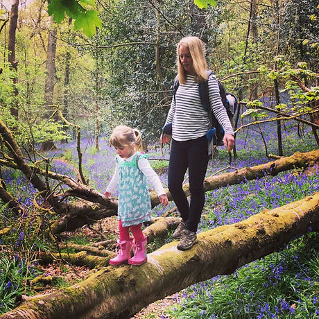 Forest trails. Easy walking and cycling. Free family adventure. Activities for children. Hailsham. Eastbourne East Sussex.
