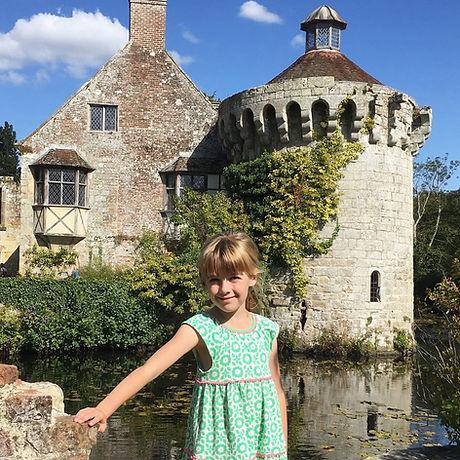Scotney Castle, National Trust, East Sussex, Kent, Child-friendly, Family adventure