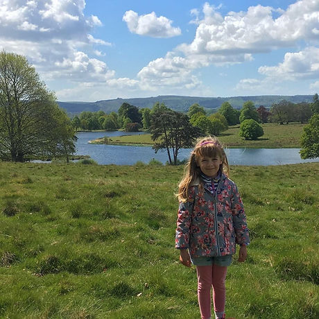 Free family day out West Sussex Petworth deer park. Child friendly walk. National Trust
