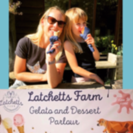 Latchetts ice cream, Heaven Farm, Uckfield, Day out with the kids in Sussex, best place to visit in Sussex with kids