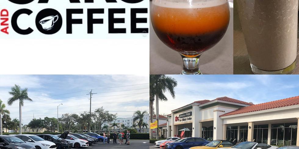 Cars and Coffee Auto Meet