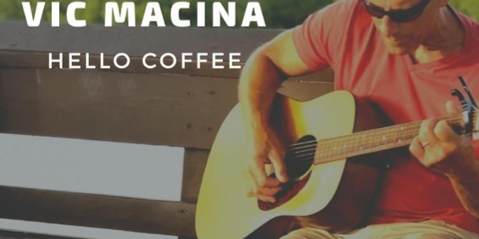 Vic Macina live  Friday nights