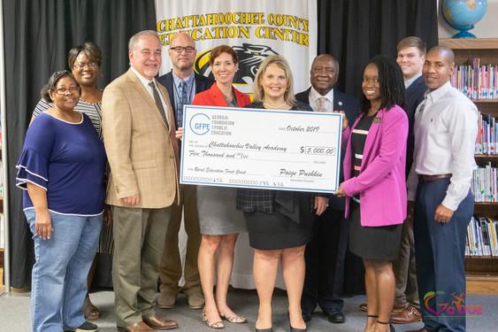 Chattahoochee County Schools' Growing Chattahoochee Through STEM Education