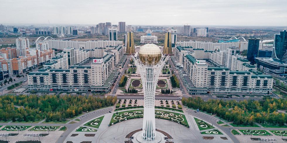 Atlantic Council - Kazakhstan in Focus
