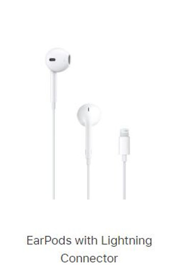 Apple Air-pods with Lightning Connector