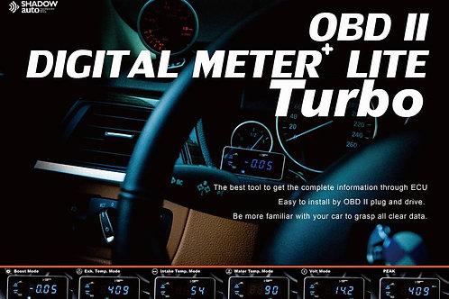 SHADOW OBD2 Digital Meter Lite