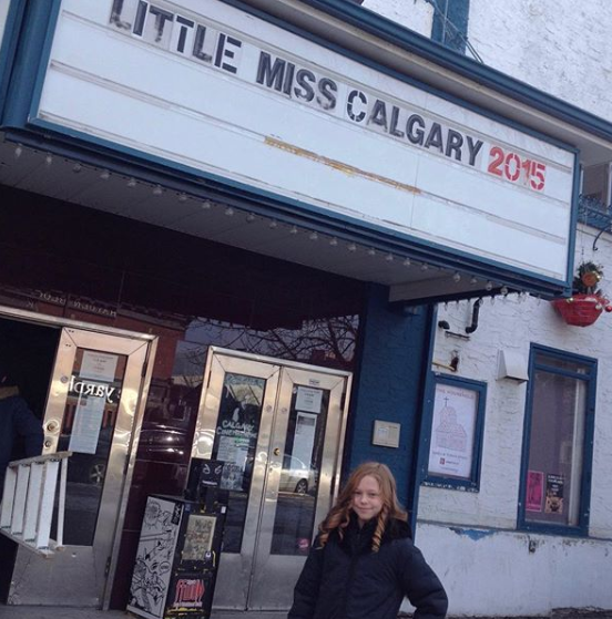 Little Miss Calgary 2015