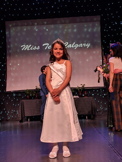 Little Miss Calgary Pageant