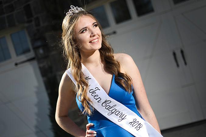 Taylor McCarroll - Miss Teen Calgary 2018