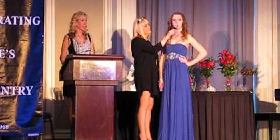 Jr. Teen, Teen & Ms. Speech Competition & Fundraiser Event