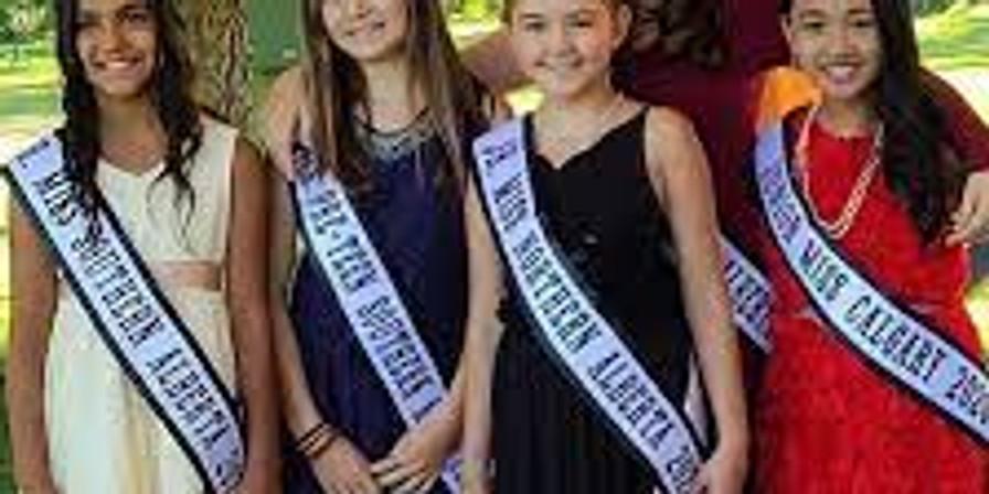 Junior Miss Alberta Pageant
