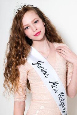 Chiara-Junior Miss Calgary 2018