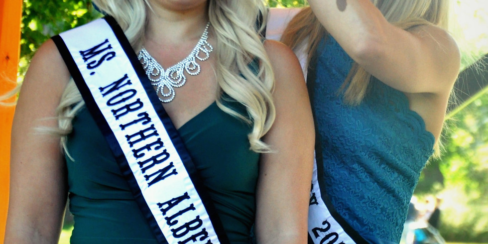 Ms/Mrs Calgary Pageant