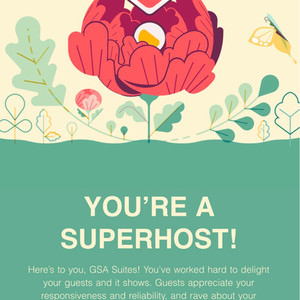 GSA Suites Superhost image