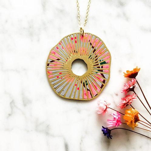 Cherry Blossom Wheel of Life