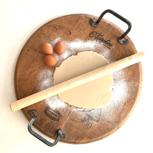 """Flat Baker's Pin - 22"""""""
