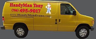 Handyman Evans Grovetown Augusta