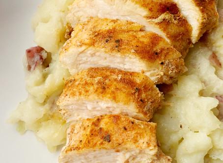 Juicy Jerk Chicken Breasts