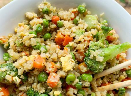 Cauli-Fried Rice (Low-Carb!)