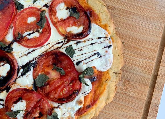 Caprese Pizza with Balsamic Glaze (pdf only)