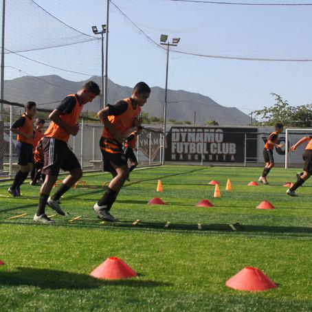 El deporte rey se vive en Dynamo Fútbol Club