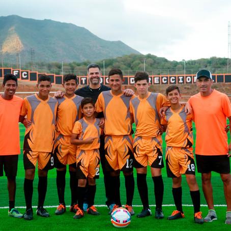 Dynamo FC, convertimos sueños en realidad
